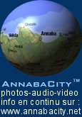 Feux de forêts - Annaba - El Tarf